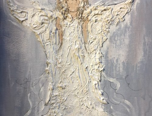 Join Our Angel Painting Class with Debbie